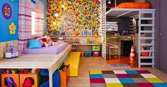 Decoração: quartos para toda a família - BOL Fotos