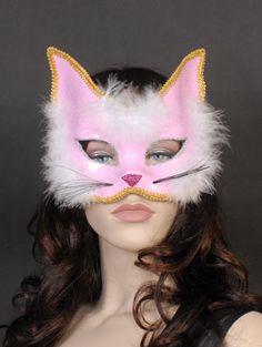 MJ516 PINK CAT MASK
