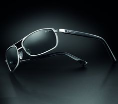 TAG Heuer Senna Pure Frame / Black Temple - Green Precision Lens