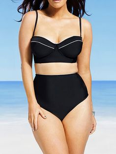 25 Swimsuits Under $100 That Tame Your Tummy