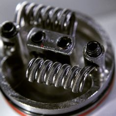 Another shot from previous build.  @vapeporn @coilporn @cleanbuilds…