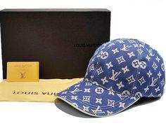 72f69e1ebfa Louis Vuitton Monogram Baseball Cap Louis Vuitton Cap
