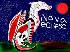 Chibi Novaeclipse drawn by me Novaeclipse