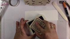 Tutorial: Briefumschlag-Tütchen mit Produkten von Stampin' Up!