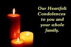 our heartfelt condolences Words Of Sympathy, Condolence Messages, Sympathy Quotes, Sympathy Cards, Sending Condolences, Condolences Quotes, Sending Prayers, Fathers Day In Heaven, Thinking Of You Quotes