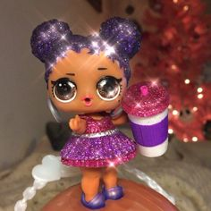 Brought this Purple cutie home today. #sparklelife #purplequeen #lolsurprise #lolsurprisedolls #bigsurprise #ittoy