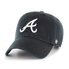 quality design 247f6 a4dda  47 Brand Atlanta Braves Baseball Cap