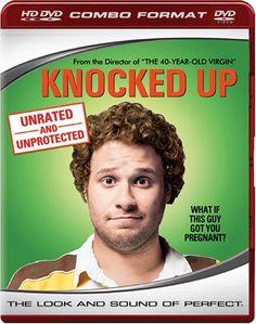 Knocked Up [HD DVD] [2007] A brilliant comedy drama 5*****