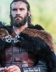 Rollo (Clive Standen) on VIKINGS