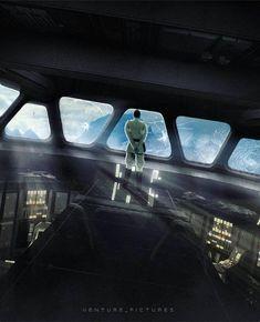 "Star Wars on Instagram: ""Where is Grand Admiral Thrawn? #starwars Art by @venture_pictures"""