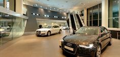 Its amazing. Its awesome. Its Audi! Check out the new #virtualtour tab on our #Justwords FB page featuring the Audi Mohan estate showroom.