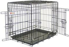 Vital Dog Crate and Tray Training Travel Cage ** Be sure to check out this awesome product. (This is an affiliate link) Dog Crate Tray, Small Dog House, Dog Cages, Dog Fence, Dog Houses, Dog Bed, Pet Supplies, Pens, Pet Dogs