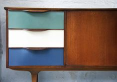 60's Upcycled G-Plan Sideboard - Bring It On Home