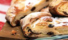 › MdeMulher › Culinária › Receitas Pão de maçã verde