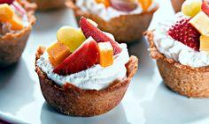Tortinha de Frutas                                                                                                                                                                                 Mais