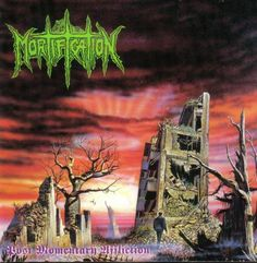 Mortification, Post Momentary Affliction (alt cover)