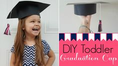 DIY Toddler Graduation Cap - YouTube Graduation Cap Tassel, Diy Tassel, Tassels, Fun Time, Pre School, Pre K, Lesson Plans, Connection, Frames