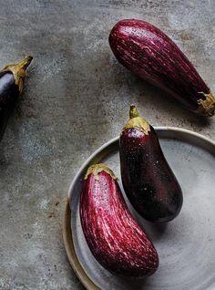 Recette d'aubergines grillées marinées de Ricardo