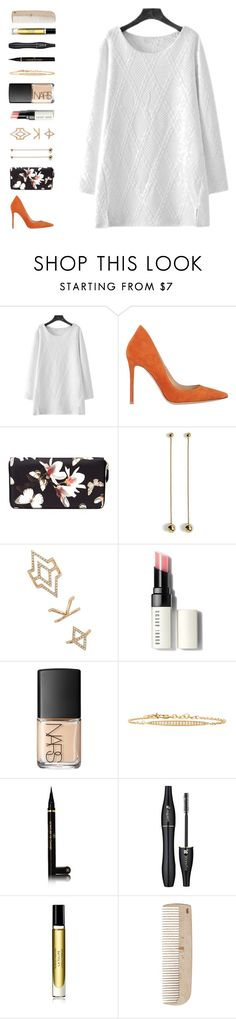 """""""i'll stand by you"""" by ouchm4rvel ❤ liked on Polyvore featuring Gianvito Rossi, Givenchy, Vita Fede, Forever 21, Bobbi Brown Cosmetics, NARS Cosmetics, Michael Kors, Chanel, Lancôme and Byredo"""