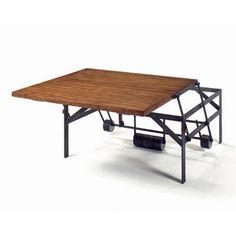 Hi Low Table From Wright Table Company