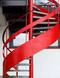 red Stairs #gorillapodlove