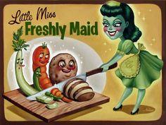 Freshly Maid!