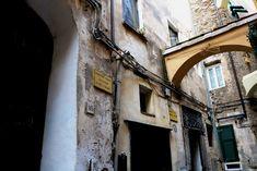 Taggia (IM) - Via San Dalmazzo