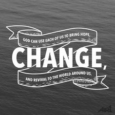 #truth #hope #change #revival