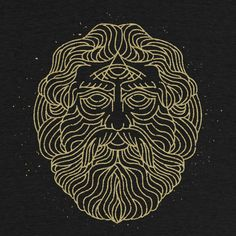 All-knowing Zeus by Brian Steely