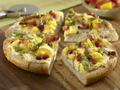 Pizza and Sandwich Food Photography