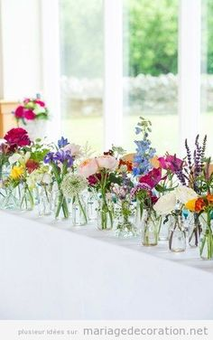 Centres de table et salles | Décoration Mariage | Idées décoration mariage: tables, salles - Part 2 | Idées pour la décoration de mariages: accesoires et fleurs