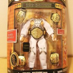 $200 shipped #Rare #Exclusive #WWE #Wrestling #actionfigures #toys #marvel #DC #comicbooks #comics #toybiz #mattel #Bandai #powerrangers #transformers #robots #heroes #forsale #4sale #toys4sale #toysforsale #toycollection #spiderman #McFarlaneToys #MarvelLegends #ComicCon #SDCC by retroactiontoys