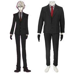Inu x Boku SS Miketsukami Soushi 1ST Cosplay Costumes