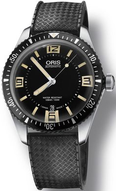 Oris Watch Divers Sixty Five Rubber #basel-15 #bezel-unidirectional #bracelet-strap-rubber #brand-oris #case-material-steel #case-width-40mm #date-yes #delivery-timescale-call-us #dial-colour-black #gender-mens #luxury #movement-automatic #new-product-yes #official-stockist-for-oris-watches #packaging-oris-watch-packaging #price-in-application #style-divers #subcat-divers #supplier-model-no-01-733-7707-4064-07-4-20-18 #warranty-oris-official-2-year-guarantee #water-resistant-100m
