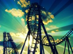 The roller coaster ride of being a writer via @jfpenn