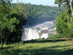 Camino al Paraguay: Los Saltos del Monday, desconocida joya natural de Paraguay (relato de un viajero)