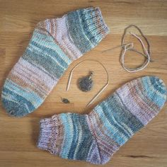 Addi Sockenwunder - 5 Tipps zum Stricken mit der kleinen Rundstricknadel + Anleitung für 6fach Sockenwolle