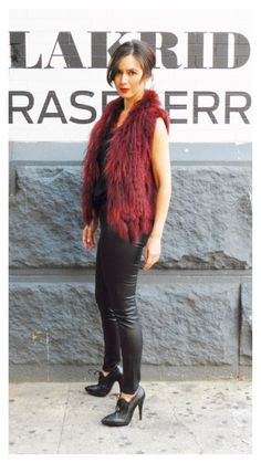 Looking for a cool fur vest? www.annekothari.com   $350 FREE SHIPPING Everyday.