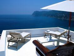 Villa WH, Es Cubells, Ibiza. What a view...