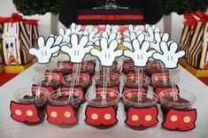 pasteles de mickey mouse fiesta infantil