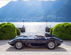 1956 Maserati 450 S Roadster Fantuzzi