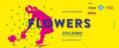 Flowers Festival musica Collegno Torino
