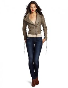 Leather Coats For Women 8