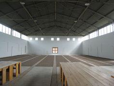 marfa art barracks - Google Search