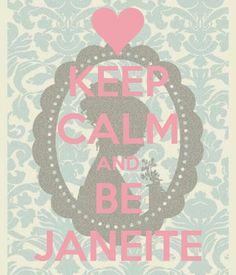 Keep calm...!