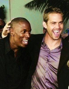 PDubbers and Tyrese