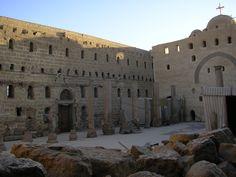 White Monastery (Sohag, Egypt)