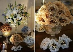 Trufas en flor ~ trufas bouquet