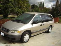 Less Than $1,500!!   1998 Plymouth Grand Voyager | Granada Hills CA #cheapcars