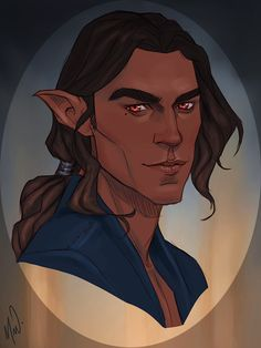 I decided to bring Amnis in the Inquisition. He's not longer Tabris and not a Lavellan either since he grew up in an orphanage before they threw him in the street once they considered him old enough. Amnis learnt from life, using all his skill to. Character Concept, Character Art, Character Design, Character Ideas, Character Inspiration, Concept Art, Jason Chan, Male Elf, Elf Art